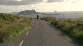 Cycling the Dingle Peninsula