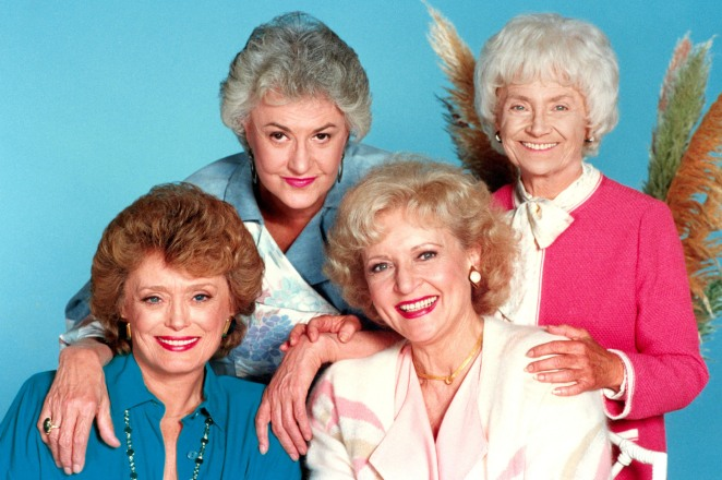 Golden Girls #lifegoals
