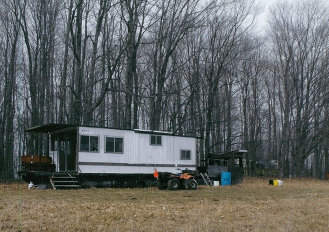 the houseboat hunt camp